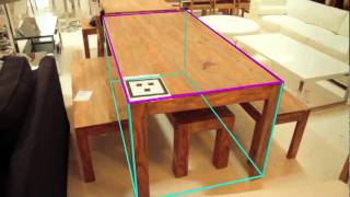 "Augmented Reality App ""Happy Measure"" by T-Labs"