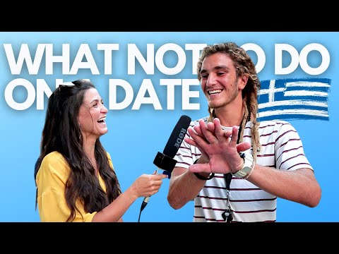 What Not To Do On A Date I Greece