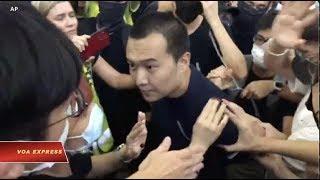 Trung Quốc: Biểu tình ở Hong Kong 'gần như là khủng bố' (VOA)