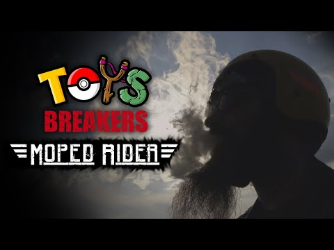 """""""Moped Rider"""" - Toys Breakers"""