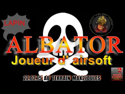 AIROFT FR  TERRAIN MAX2JOULES  ALBATOR  P90 KINGS ARMS MK23