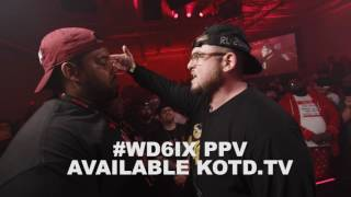 KOTD - #WD6IX Day 1 PPV Preview
