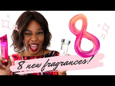PERFUME HAUL // 8 NEW FRAGRANCES!