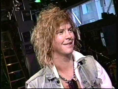 Duff Mckagan Of Guns And Roses Power 30 Much Music 1993