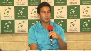 Treat HUEY Davis Cup April 2013 Interview