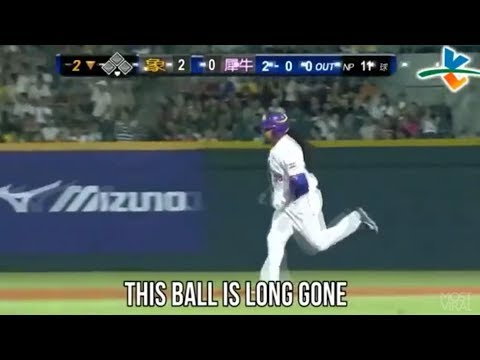 this ball is long gone just like the ex-girlfriend who will never return ! HOMERUN !