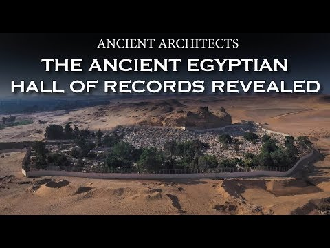 The Location of the Egyptian Hall of Records Revealed | Ancient Architects