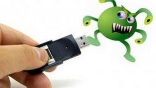 DESINSTALAR VIRUS RECYCLER DO PENDRIVE