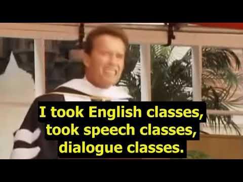 Dr Arnold Schwarzenegger S 6 Rules Of Success Full Speech