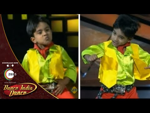 Jeet Das STUNNED Everyone With RAJINIKANTH'S Moves - DID L'il Masters Season 2