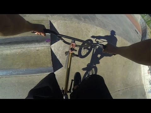 How to Do a Full Cab | BMX Bike Tricks