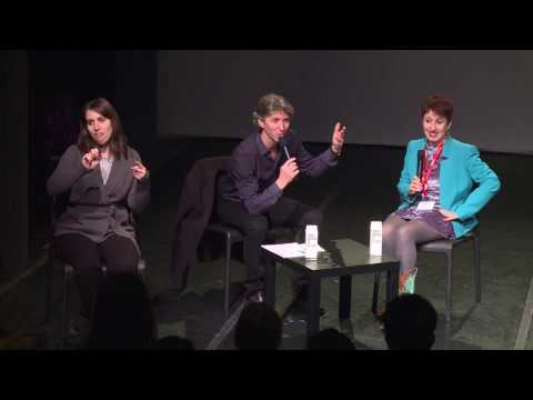 Dance/NYC 2017 Symposium:  The Future of Dance in America with Damian Woetzel & Afa Dworkin