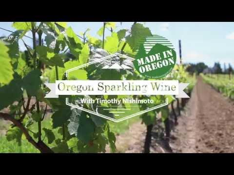 Oregon Sparkling Wine