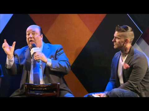 Paul Heyman Shoot Interview
