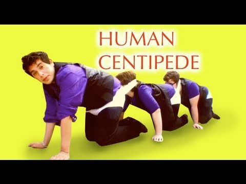 Human Centipede Parody: A Day in the Life