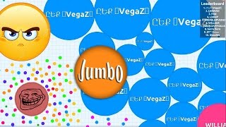 DESTROYING TEAMS IN AGARIO  | Agar.io |