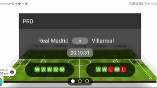 Real Madrid vs Villarreal Live, LA Liga Real Madrid vs Villarreal Live Streaming