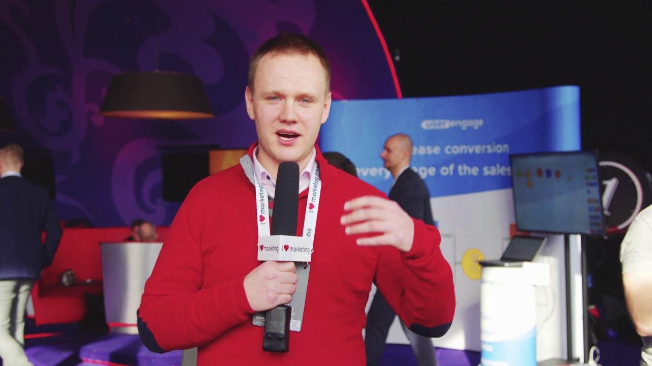 Opinia Damian Szczepański o konferencji I Love Marketing & Social Media