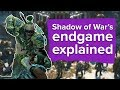 Here's Shadow of War's endgame (Shadow Wars gameplay)