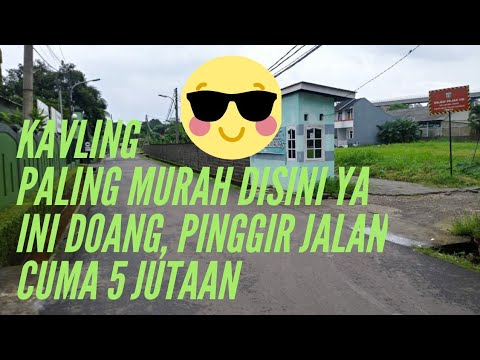 Jual Kavling Murah Di Cipayung Jakarta Timur D'Puspita ...