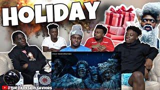 Lil Nas X - HOLIDAY (Official Video)Reaction! смотреть онлайн в хорошем качестве бесплатно - VIDEOOO
