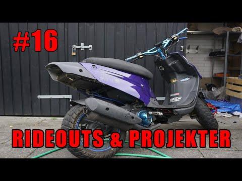 Scooter Vlog #16 Hvad Sker Der & Kørsel På Hotten