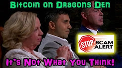 Was Bitcoin Trader Ever On Dragons Den Or Shark Tank?