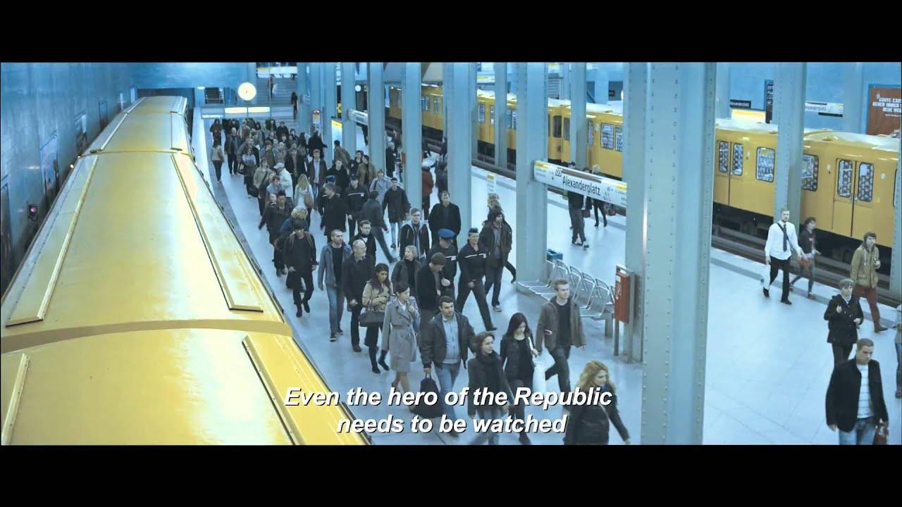 NYAFF: THE BERLIN FILE 베를린 Trailer