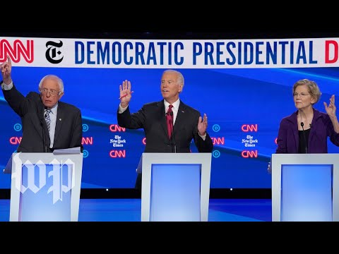 Fourth Democratic debate takes on impeachment, health care and foreign policy thumbnail