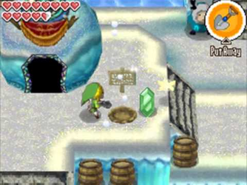 Let's Play The Legend of Zelda: Phantom Hourglass Part 25a: Link The Petty Thief