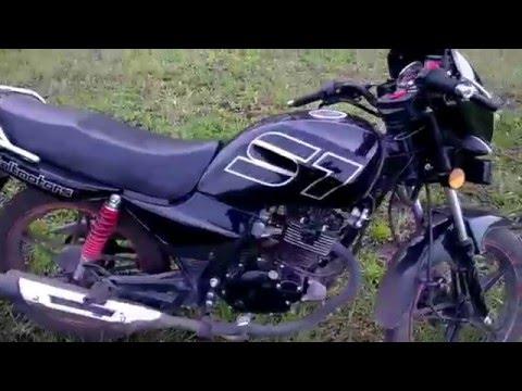 Обзор мотоцикла Baltmotors S1