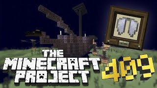 HUNTING FOR THE ELYTRA!!! - The Minecraft Project #409