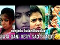nenjodu kalanthavale song whatsapp status | raja rani  | sembaruthi serial | ⏬Download link⏬