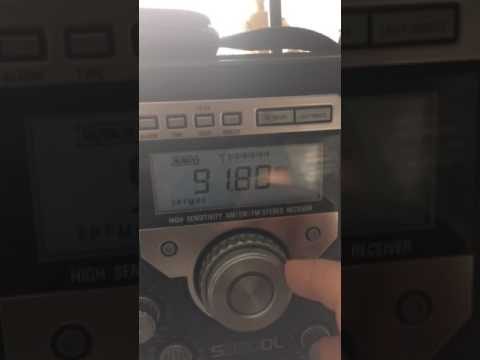 Greater Toronto Area FM Bandscan Pt. 1 - 87.7-99.9