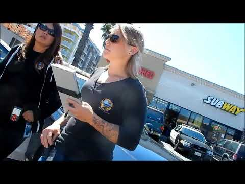 Harassed by Long Beach PD and Code Enforcement