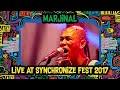 Marjinal  At Synchronizefest - 8 Oktober 2017