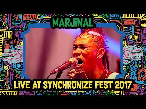 Marjinal Live at SynchronizeFest - 8 Oktober 2017