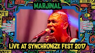 Marjinal Live at SynchronizeFest - 8 Oktober 2017 MP3