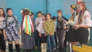 Масляна, 2017   Пилипча, ЗОШ