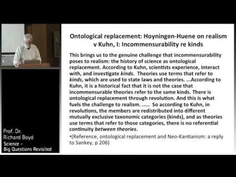 8 Richard Boyd: Reconciling Realism and Neo-Kantian Social Constructivism