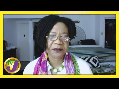 Jamaican Dr. Sonjah Stanley Niaah's Latest Book on Dancehall   TVJ Smile Jamaica