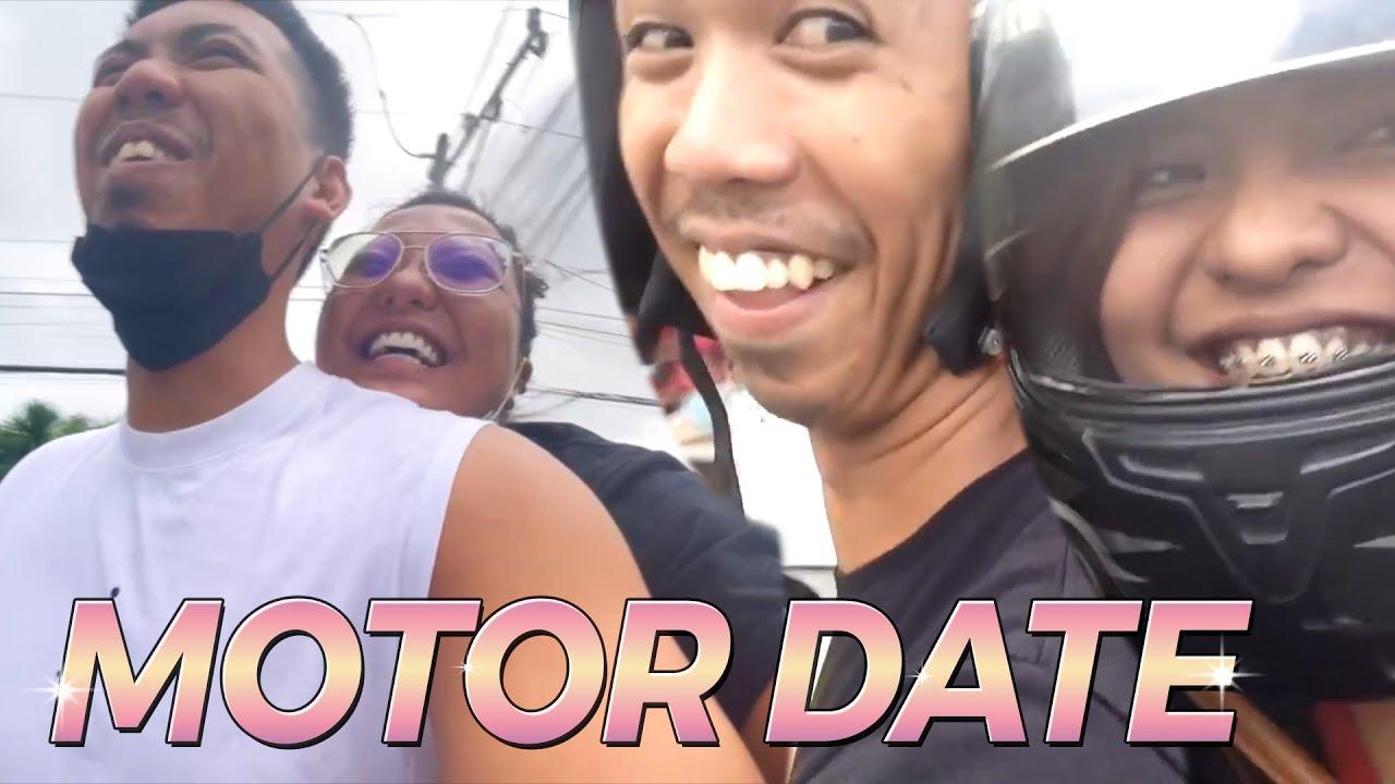 MOTOR DATE WITH CONG TV (MINI PRANK SA AKING MAMA)