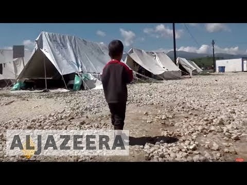 Stuck in Idomeni: Refugees fear moving to Albania