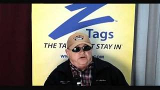 Billy's Z Tags Testimonial From 2010 World Dairy Expo