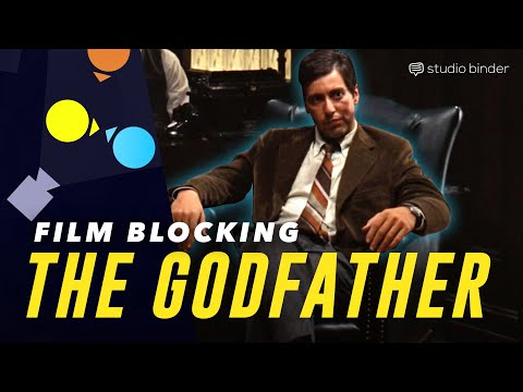 The Godfather — How To Direct Power (Director's Playbook)