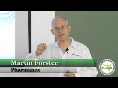 A New Vital Sign – A New Revenue Stream - Pharmanex, Martin Forster