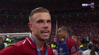 Jordan Henderson: We didn't play very well, but we got the job done