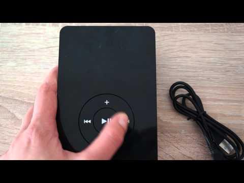 видео: Дверной звонок МР3 беспроводной