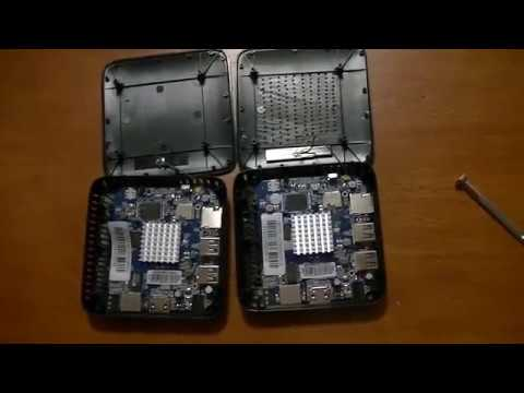 How to install fan on Mecool M8S Pro L box
