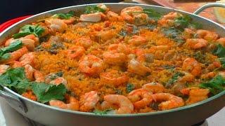 Паэлья с морепродуктами (Paella)